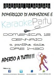 2014.01.12 - Karaoke