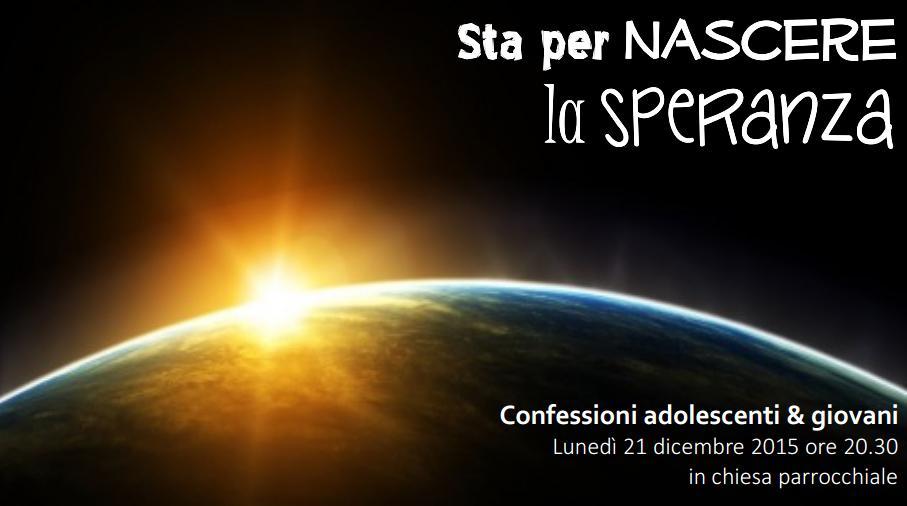 2015.12.21 - Confessioni Natale
